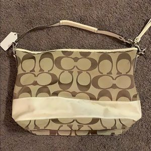 Coach Purse with Flaws